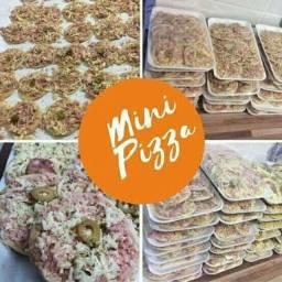 Kit festa mini pizzas