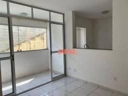 Título do anúncio: Apartamento com 2 dormitórios para alugar, 50 m² por R$ 700,00/mês - Goiânia - Belo Horizo