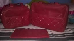 Vendo bolsa de maternidade menina
