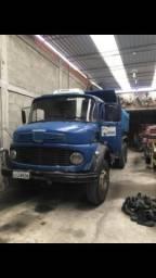 Caminhão Basculante MB 1519
