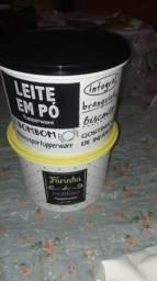 Deposito de leite tupperware