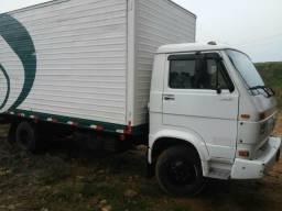 Caminhão Vw Baú 8140 - 1996