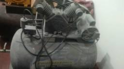 Compressor 10 pes tanque 175litros