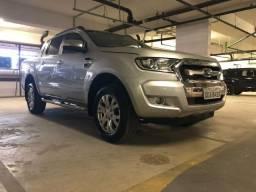 FORD RANGER LIMITED 4X4 TURBO DIESEL 2017 Cab. Dupla Automática - 2017