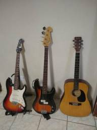 Instrumentos músicas
