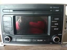 Radio e Cd para veiculo
