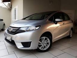 Honda Fit 1.5 LX Automático Único Dono Garantia de Fabrica Todas Revisões na Honda 2016/ - 2016