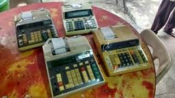 4 calculadoras reformadas
