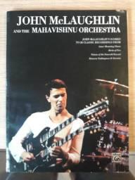 Mahavisnhu Orchestra - Livro de Partituras Completas (todos os instrumentos da gravação)