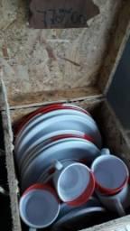 Jogos de jantar 20 pecas ceramica