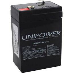 Bateria P/ Balança, Moto Infantil 6 volt 4,5 amp