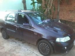 Fiat Palio aceito moto - 2001