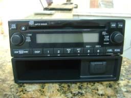 Auto Radio CD MP3 Player original Honda CR-V com Code