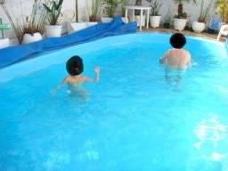 Permuto Casa em colombo,piscina 4x8 ,amplo terreno.por imovel em curitiba ou itajai SC
