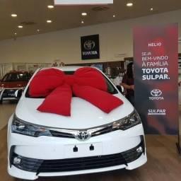 """""""Abaixou o valor para Vender""""Toyota Corolla XRS Esportivo 2018 - 2018"""