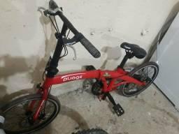 894702161 Bicicleta Pliage two dogs (dobravel)