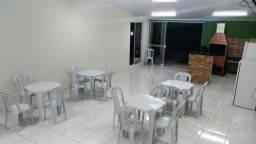 Espaço de Lazer - Chacara - Salão