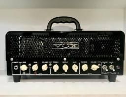 Vox Night Train valvulado 15w cabeçote e caixa