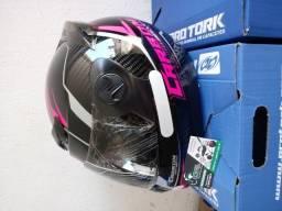 Promoção capacete protork G5