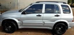 Chevrolet tracker - 2008