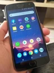Troco Moto G5 Plus 32GB Por Outro Celular