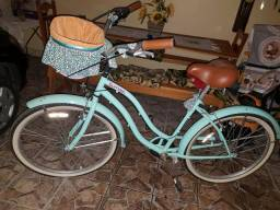 Bicicleta Burnett Vintage Retrô