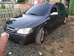 Astra sedan .automático. completo .troco por carro 1.0 ou 14 pré.sedan - 2005