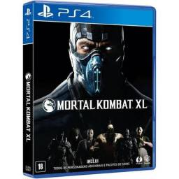 Mortal kombat xl jogo de Ps4