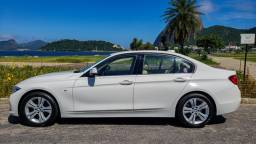 BMW 320i 2.0 Turbo Sport ActiveFlex 18/18 Interior Caramelo