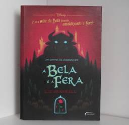 Livro Um conto às avessas de A Bela e a Fera - Liz Braswell