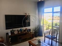 Apartamento à venda com 3 dormitórios em Jardim carioca, Rio de janeiro cod:875465
