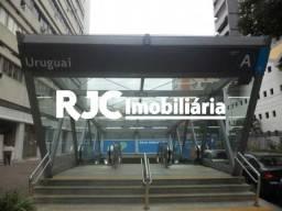 Apartamento à venda com 1 dormitórios em Tijuca, Rio de janeiro cod:MBAP10385