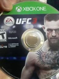 VENDO UFC3 R$60