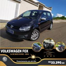 FOX 2013/2014 1.6 MI ROCK IN RIO 8V FLEX 4P MANUAL - 2014
