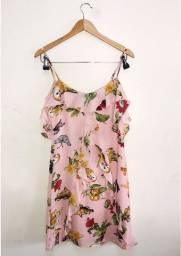 Vestido floral para o verão