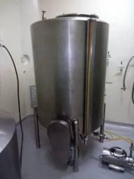 Tanque De Inox P/ Formulação C/ Agitador 1200 Litros