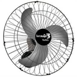Ventilador de Parede Tufão Loren Sid 60cm. Novo/Garantia