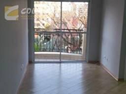 Apartamento para alugar com 2 dormitórios em Rudge ramos, São bernardo do campo cod:40671