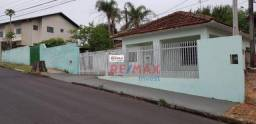 Casa com 3 dormitórios para alugar, 105 m² por R$ 1.100/mês - Vila Casa Branca - Botucatu/