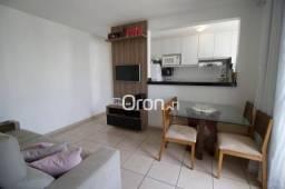 Apartamento com 2 dormitórios à venda, 48 m² por R$ 180.000,00 - Setor Negrão de Lima - Go