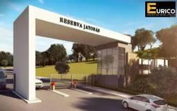 Terreno à venda no Condomínio Reserva Jatobás em Louveira - SP.