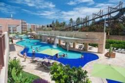 Apartamento à venda com 2 dormitórios em Porto das dunas, Aquiraz cod:DMV49