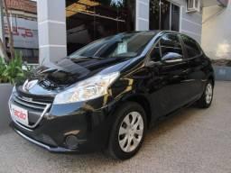 Peugeot 208 Active 1.5 Flex 8v 5p 2014 Gasolina