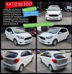 Ford Ka Hatch Ka 1.0 SE (Flex) FLEX MANUAL