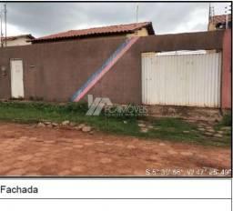 Casa à venda com 2 dormitórios em Quadra q, Imperatriz cod:571427