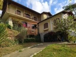 Casa à venda com 4 dormitórios em Carangola, Petrópolis cod:1938