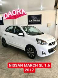 Nissan March SL 1.6 2017