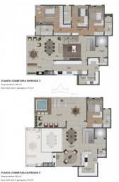 Apartamento à venda com 4 dormitórios em Estrela, Ponta grossa cod:V3786