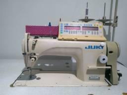 Máquina de costura JUKI industrial eletrônica Reta