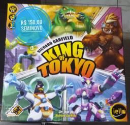 Jogo de tabuleiro King of Tokyo